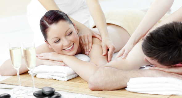 treatments of spa